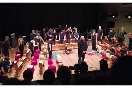 gamelan spectacle